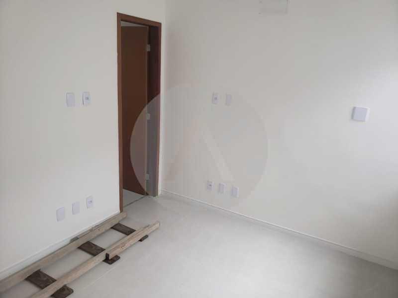 10 Casa Condominio Piratininga - Imobiliária Agatê Imóveis vende Lançamento de Casas em Condomínio - Piratininga - Niterói. - HTCN30085 - 11