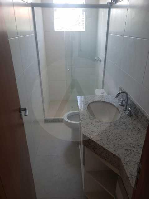11 Casa Condominio Piratininga - Imobiliária Agatê Imóveis vende Lançamento de Casas em Condomínio - Piratininga - Niterói. - HTCN30085 - 12