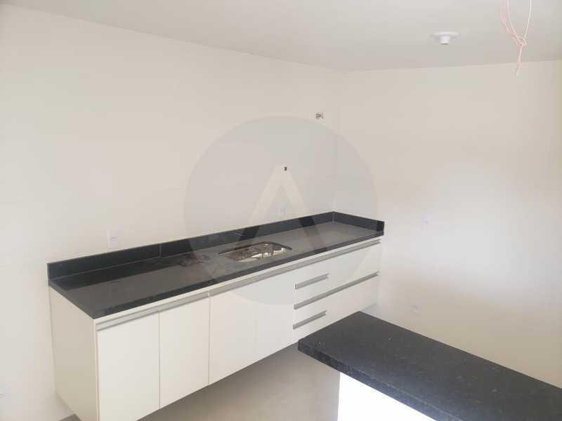 12 Casa Condominio Piratininga - Imobiliária Agatê Imóveis vende Lançamento de Casas em Condomínio - Piratininga - Niterói. - HTCN30085 - 13