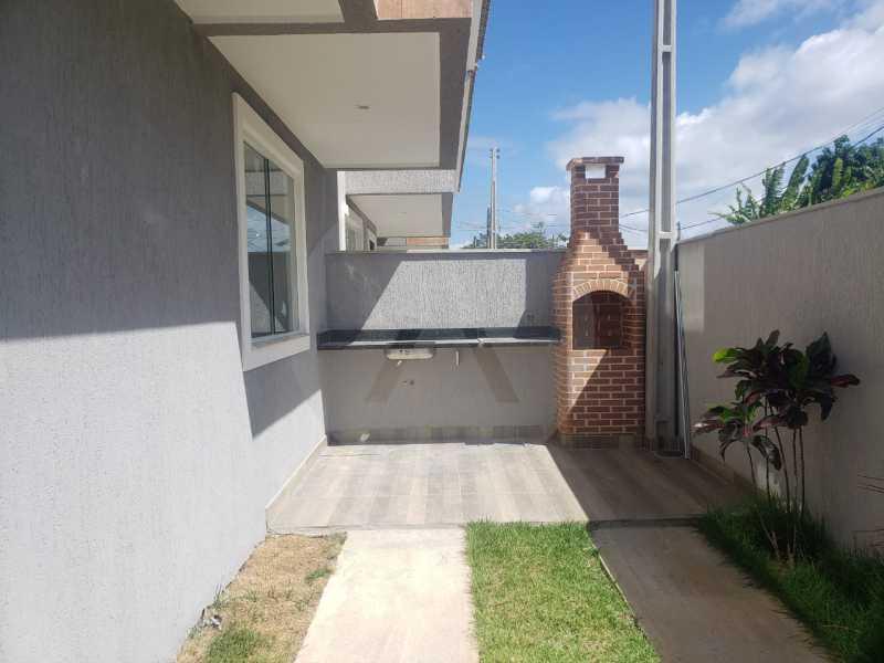 13 Casa Condominio Piratininga - Imobiliária Agatê Imóveis vende Lançamento de Casas em Condomínio - Piratininga - Niterói. - HTCN30085 - 14