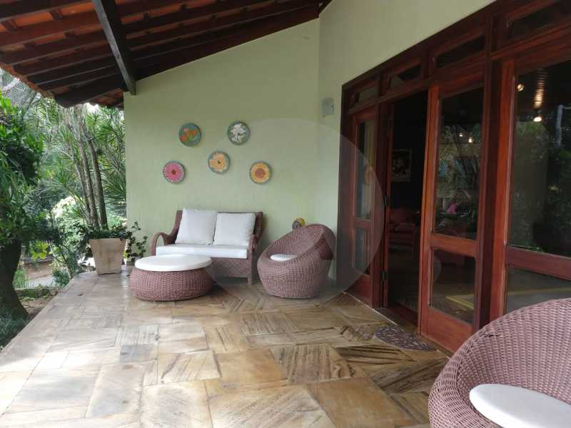 3 Casa Condomínio Pendotiba. - Imobiliária Agatê Imóveis vende Casa em Condomínio de 282 m² Pendotiba - Niterói por 1.700 mil reais. - HTCN50015 - 4