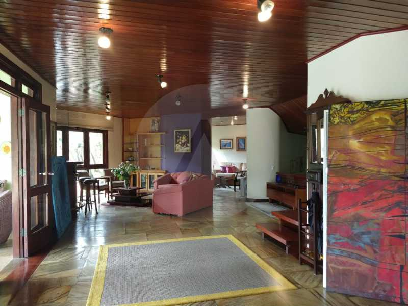 4 Casa Condomínio Pendotiba. - Imobiliária Agatê Imóveis vende Casa em Condomínio de 282 m² Pendotiba - Niterói por 1.700 mil reais. - HTCN50015 - 5