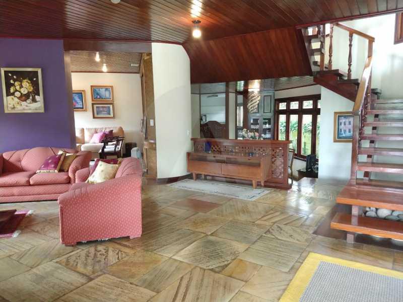 5 Casa Condomínio Pendotiba. - Imobiliária Agatê Imóveis vende Casa em Condomínio de 282 m² Pendotiba - Niterói por 1.700 mil reais. - HTCN50015 - 6