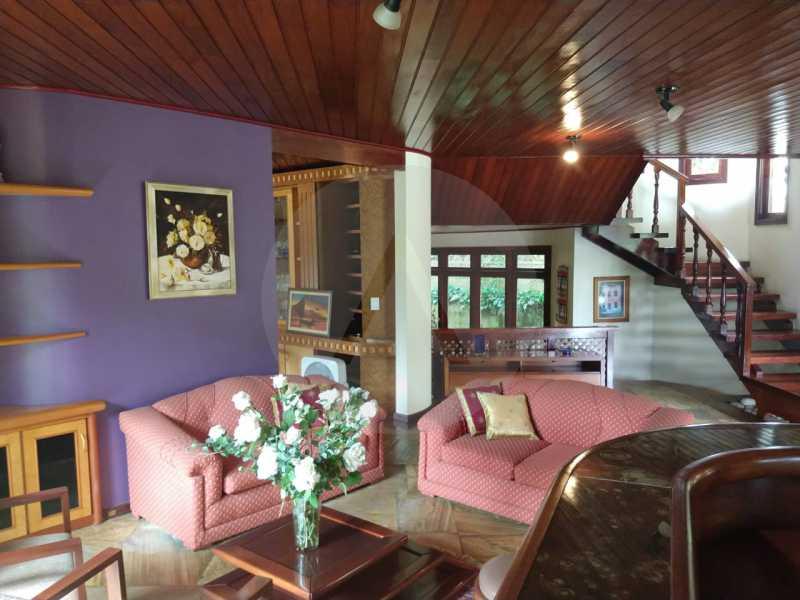 6 Casa Condomínio Pendotiba. - Imobiliária Agatê Imóveis vende Casa em Condomínio de 282 m² Pendotiba - Niterói por 1.700 mil reais. - HTCN50015 - 7