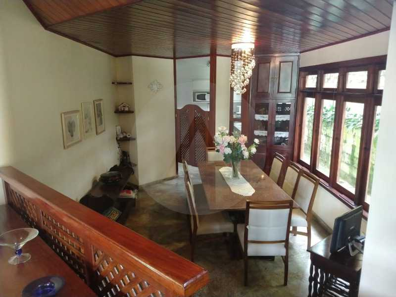 9 Casa Condomínio Pendotiba. - Imobiliária Agatê Imóveis vende Casa em Condomínio de 282 m² Pendotiba - Niterói por 1.700 mil reais. - HTCN50015 - 10
