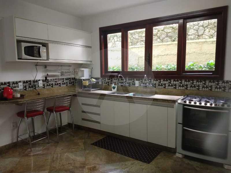 11 Casa Condomínio Pendotiba. - Imobiliária Agatê Imóveis vende Casa em Condomínio de 282 m² Pendotiba - Niterói por 1.700 mil reais. - HTCN50015 - 12