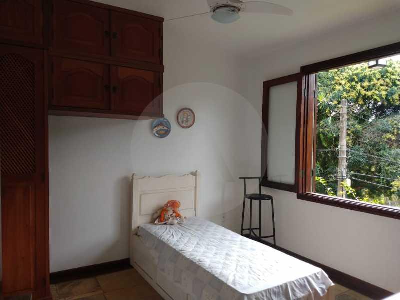 13 Casa Condomínio Pendotiba. - Imobiliária Agatê Imóveis vende Casa em Condomínio de 282 m² Pendotiba - Niterói por 1.700 mil reais. - HTCN50015 - 14