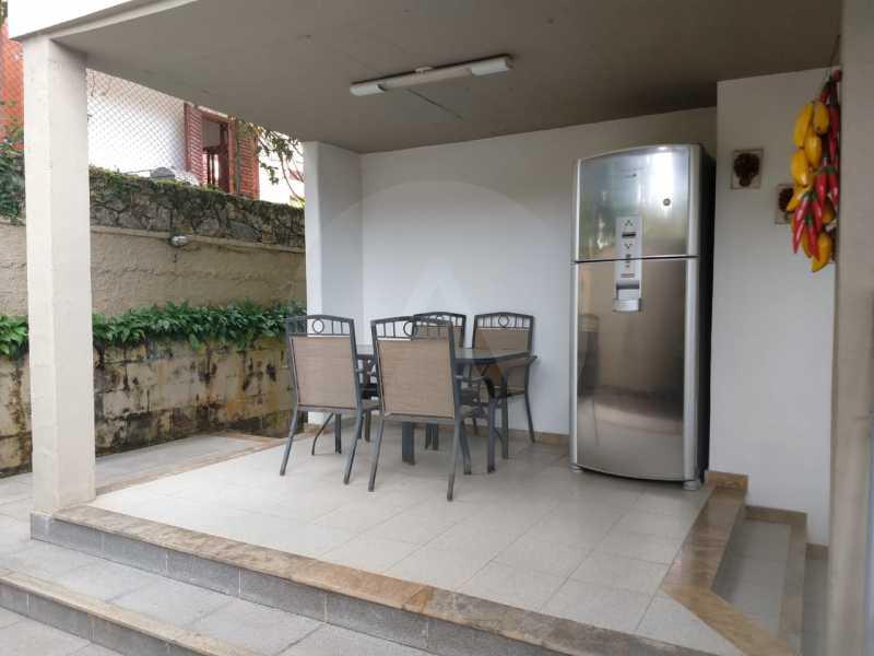 16 Casa Condomínio Pendotiba. - Imobiliária Agatê Imóveis vende Casa em Condomínio de 282 m² Pendotiba - Niterói por 1.700 mil reais. - HTCN50015 - 17