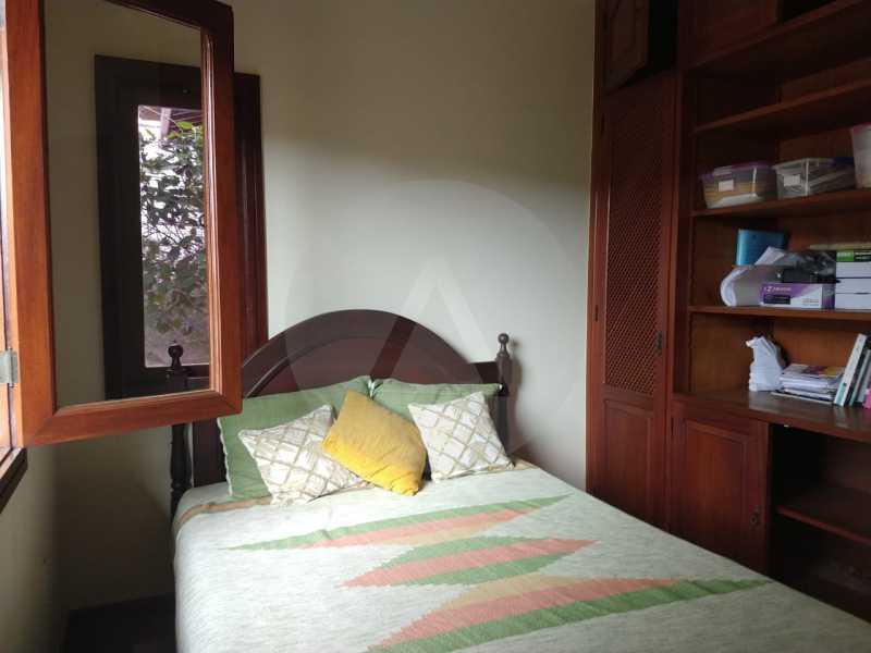 22 Casa Condomínio Pendotiba. - Imobiliária Agatê Imóveis vende Casa em Condomínio de 282 m² Pendotiba - Niterói por 1.700 mil reais. - HTCN50015 - 23