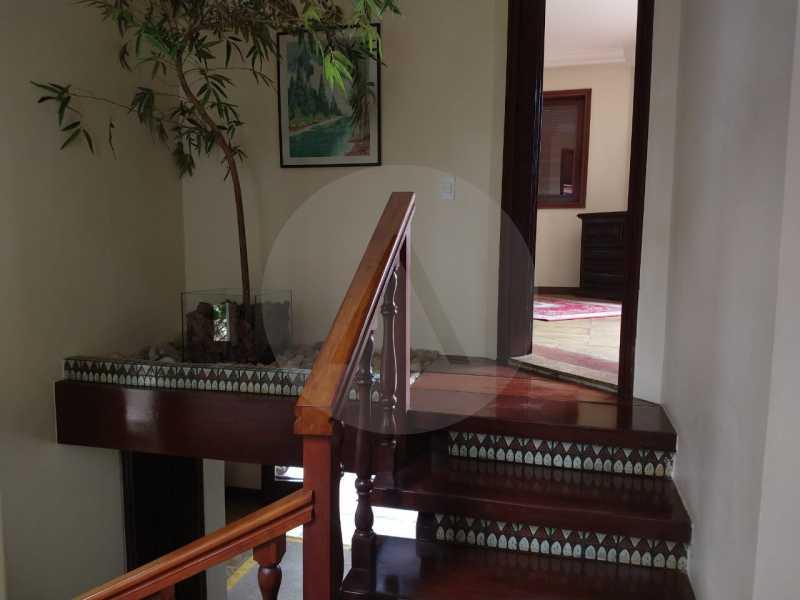 23 Casa Condomínio Pendotiba. - Imobiliária Agatê Imóveis vende Casa em Condomínio de 282 m² Pendotiba - Niterói por 1.700 mil reais. - HTCN50015 - 24