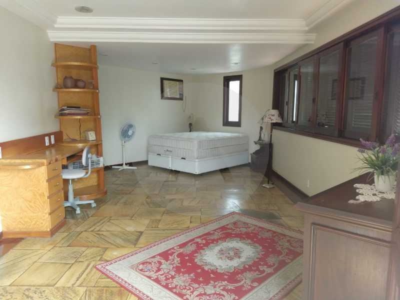 24 Casa Condomínio Pendotiba. - Imobiliária Agatê Imóveis vende Casa em Condomínio de 282 m² Pendotiba - Niterói por 1.700 mil reais. - HTCN50015 - 25