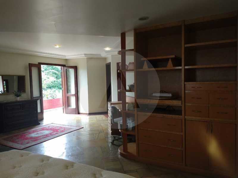 25 Casa Condomínio Pendotiba. - Imobiliária Agatê Imóveis vende Casa em Condomínio de 282 m² Pendotiba - Niterói por 1.700 mil reais. - HTCN50015 - 26