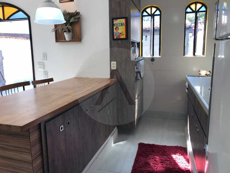 3 Casa Condomínio Itaipu. - Imobiliária Agatê Imóveis vende Casa Duplex em Mini Condomínio de 123m² Itaipu - Niterói. - HTCN30086 - 4