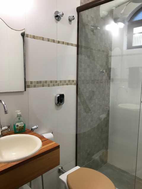 6 Casa Condomínio Itaipu. - Imobiliária Agatê Imóveis vende Casa Duplex em Mini Condomínio de 123m² Itaipu - Niterói. - HTCN30086 - 7