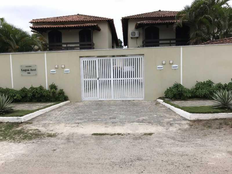 25 Casa Condomínio Itaipu. - Imobiliária Agatê Imóveis vende Casa Duplex em Mini Condomínio de 123m² Itaipu - Niterói. - HTCN30086 - 26