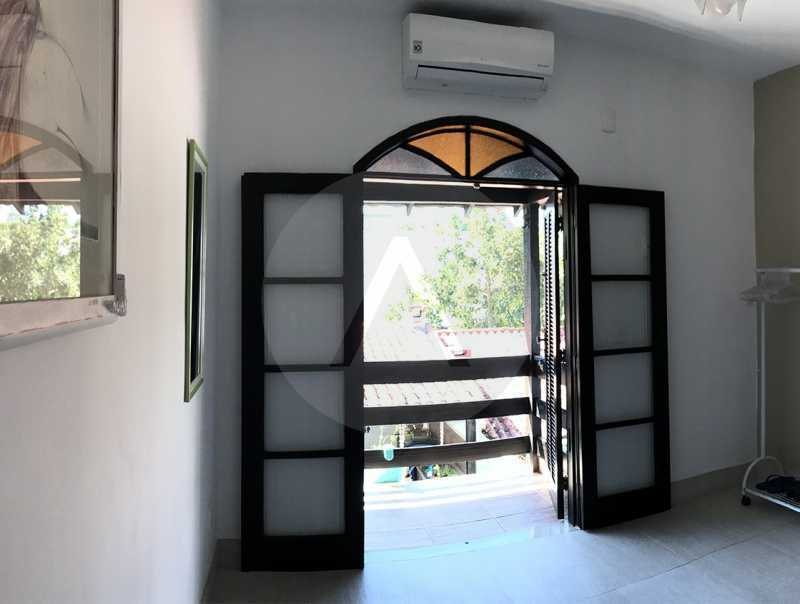 11 Casa Duplex Itaipu. - Imobiliária Agatê Imóveis vende Casa Duplex em Mini Condomínio de 123m² Itaipu - Niterói. - HTCN30086 - 12