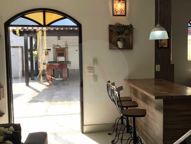 15 Casa Duplex Itaipu. - Imobiliária Agatê Imóveis vende Casa Duplex em Mini Condomínio de 123m² Itaipu - Niterói. - HTCN30086 - 16