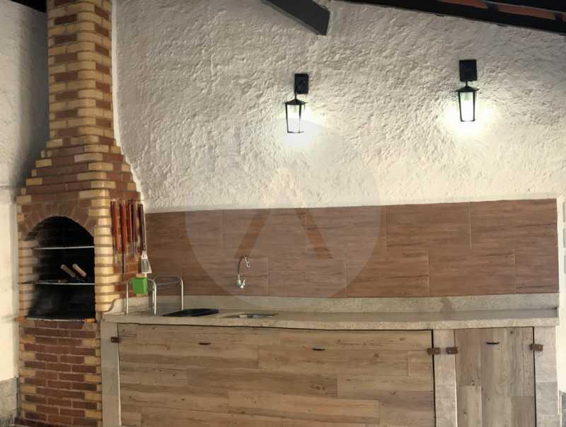 20 Casa Duplex Itaipu. - Imobiliária Agatê Imóveis vende Casa Duplex em Mini Condomínio de 123m² Itaipu - Niterói. - HTCN30086 - 21