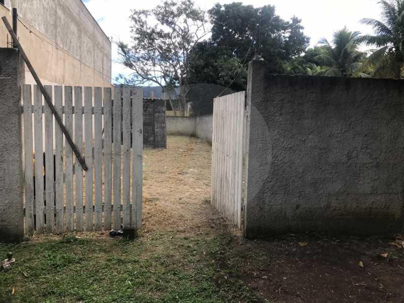 1- Terreno Plano Itaipu - Imobiliária Agatê Imóveis vende Terreno Plano, 225m² por R 160.000 - Itaipu - Niterói/RJ. - HTUF00011 - 1