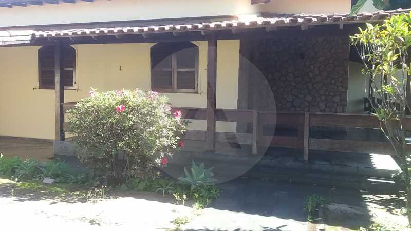 1-Casa Linear Itaipu - Imobiliária Agatê Imóveis vende Casa Linear de 130m² Itaipu - Niterói por 490 mil reais. - HTCA20028 - 1