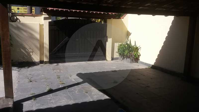 3-Casa Linear Itaipu - Imobiliária Agatê Imóveis vende Casa Linear de 130m² Itaipu - Niterói por 490 mil reais. - HTCA20028 - 4