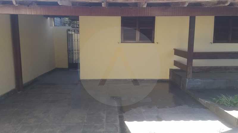 4-Casa Linear Itaipu - Imobiliária Agatê Imóveis vende Casa Linear de 130m² Itaipu - Niterói por 490 mil reais. - HTCA20028 - 5