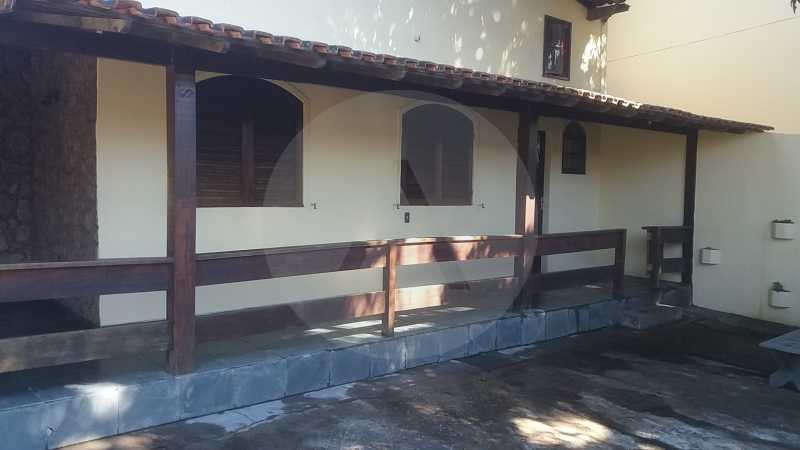7-Casa Linear Itaipu - Imobiliária Agatê Imóveis vende Casa Linear de 130m² Itaipu - Niterói por 490 mil reais. - HTCA20028 - 8