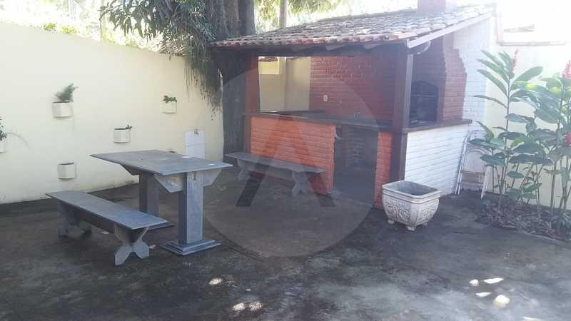 9-Casa Linear Itaipu - Imobiliária Agatê Imóveis vende Casa Linear de 130m² Itaipu - Niterói por 490 mil reais. - HTCA20028 - 10