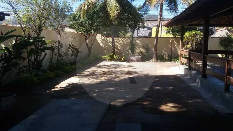 11 Casa Linear Itaipu - Imobiliária Agatê Imóveis vende Casa Linear de 130m² Itaipu - Niterói por 490 mil reais. - HTCA20028 - 12
