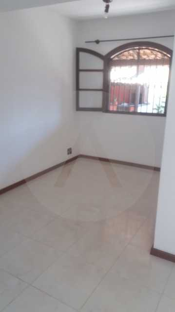 13 Casa Linear Itaipu - Imobiliária Agatê Imóveis vende Casa Linear de 130m² Itaipu - Niterói por 490 mil reais. - HTCA20028 - 14