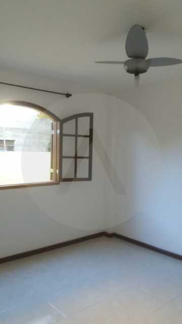 14 Casa Linear Itaipu - Imobiliária Agatê Imóveis vende Casa Linear de 130m² Itaipu - Niterói por 490 mil reais. - HTCA20028 - 15