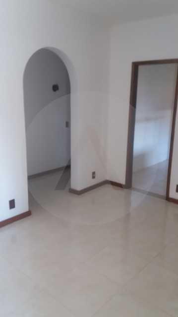 15 Casa Linear Itaipu - Imobiliária Agatê Imóveis vende Casa Linear de 130m² Itaipu - Niterói por 490 mil reais. - HTCA20028 - 16