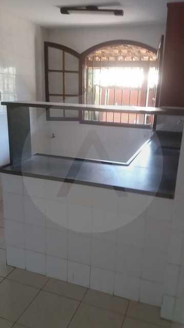 16 Casa Linear Itaipu - Imobiliária Agatê Imóveis vende Casa Linear de 130m² Itaipu - Niterói por 490 mil reais. - HTCA20028 - 17