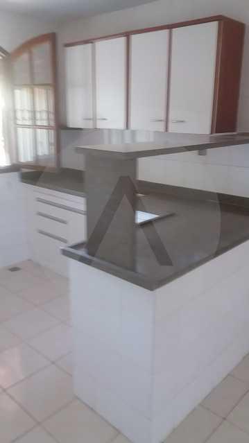 17Casa Linear Itaipu - Imobiliária Agatê Imóveis vende Casa Linear de 130m² Itaipu - Niterói por 490 mil reais. - HTCA20028 - 18