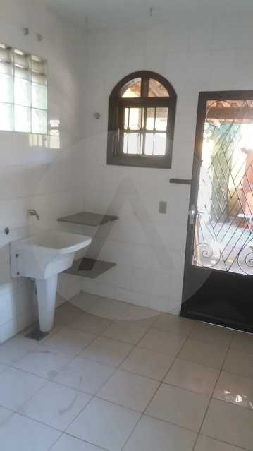 21 Casa Linear Itaipu - Imobiliária Agatê Imóveis vende Casa Linear de 130m² Itaipu - Niterói por 490 mil reais. - HTCA20028 - 22