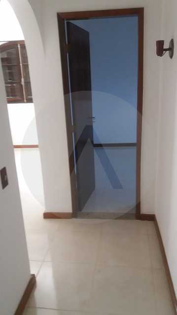 24 Casa Linear Itaipu - Imobiliária Agatê Imóveis vende Casa Linear de 130m² Itaipu - Niterói por 490 mil reais. - HTCA20028 - 25