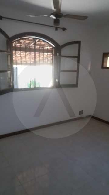 27-Casa Linear Itaipu - Imobiliária Agatê Imóveis vende Casa Linear de 130m² Itaipu - Niterói por 550 mil reais. - HTCA20028 - 28