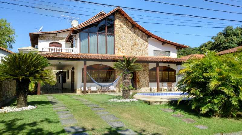 1-Casa Condomínio Piratininga - Imobiliária Agatê Imóveis vende Casa Duplex em Condomínio de 400m² Piratininga - Niterói por 1.350 mil reais. - HTCN40066 - 1