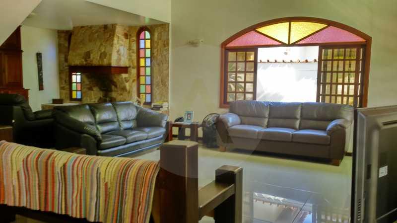 6-Casa Condomínio Piratininga - Imobiliária Agatê Imóveis vende Casa Duplex em Condomínio de 400m² Piratininga - Niterói por 1.350 mil reais. - HTCN40066 - 7