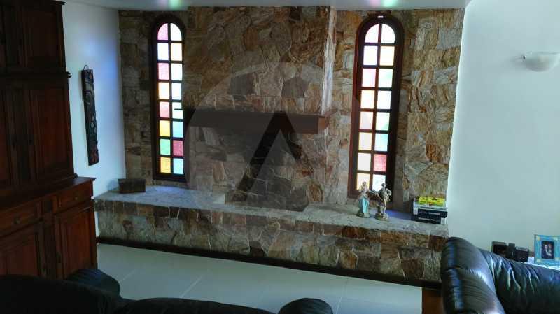 7-Casa Condomínio Piratininga - Imobiliária Agatê Imóveis vende Casa Duplex em Condomínio de 400m² Piratininga - Niterói por 1.350 mil reais. - HTCN40066 - 8