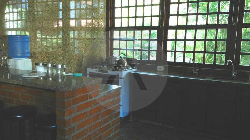 12-Casa Condomínio Piratininga - Imobiliária Agatê Imóveis vende Casa Duplex em Condomínio de 400m² Piratininga - Niterói por 1.350 mil reais. - HTCN40066 - 13