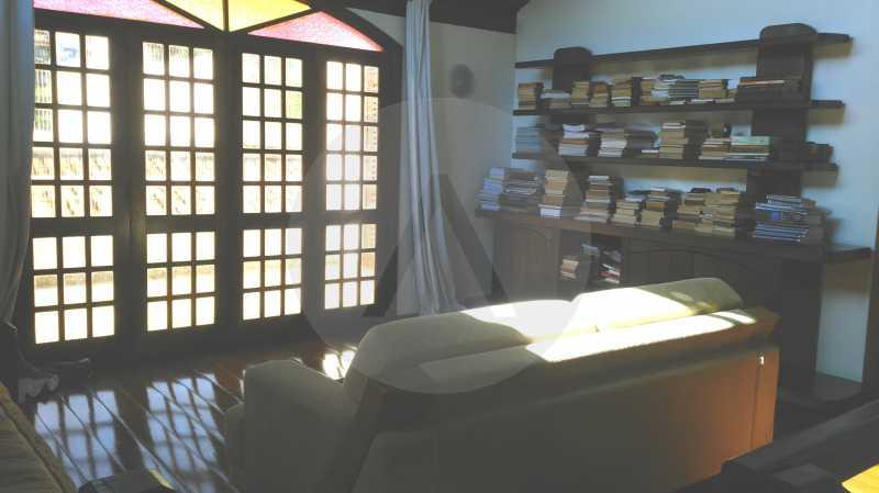 14-Casa Condomínio Piratininga - Imobiliária Agatê Imóveis vende Casa Duplex em Condomínio de 400m² Piratininga - Niterói por 1.350 mil reais. - HTCN40066 - 15