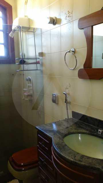 19-Casa Condomínio Piratininga - Imobiliária Agatê Imóveis vende Casa Duplex em Condomínio de 400m² Piratininga - Niterói por 1.350 mil reais. - HTCN40066 - 20