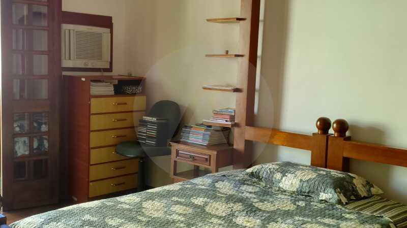 20-Casa Condomínio Piratininga - Imobiliária Agatê Imóveis vende Casa Duplex em Condomínio de 400m² Piratininga - Niterói por 1.350 mil reais. - HTCN40066 - 21