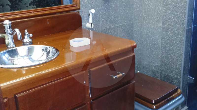 22-Casa Condomínio Piratininga - Imobiliária Agatê Imóveis vende Casa Duplex em Condomínio de 400m² Piratininga - Niterói por 1.350 mil reais. - HTCN40066 - 23