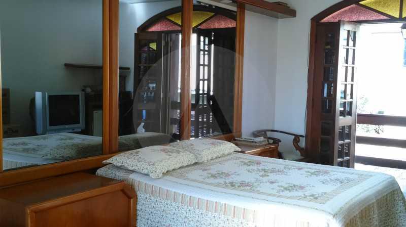 23-Casa Condomínio Piratininga - Imobiliária Agatê Imóveis vende Casa Duplex em Condomínio de 400m² Piratininga - Niterói por 1.350 mil reais. - HTCN40066 - 24