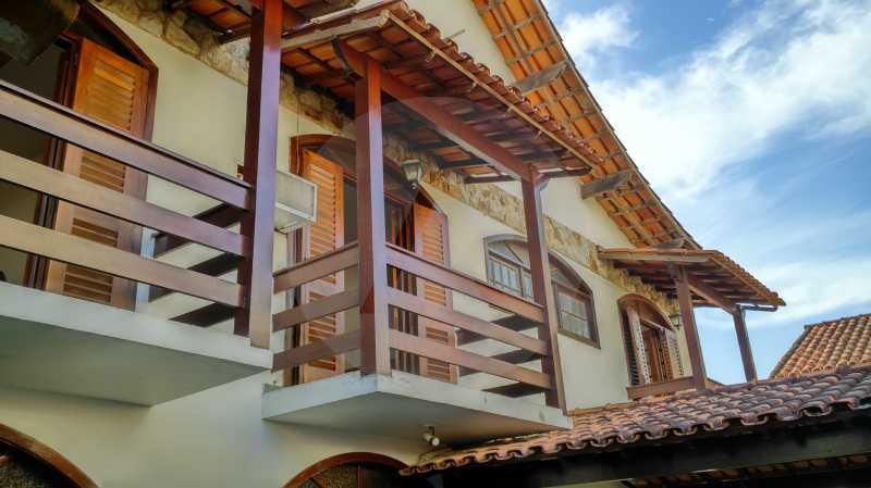 30-Casa Condomínio Piratininga - Imobiliária Agatê Imóveis vende Casa Duplex em Condomínio de 400m² Piratininga - Niterói por 1.350 mil reais. - HTCN40066 - 31