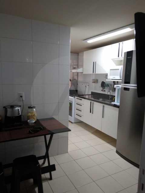 3-Aptº Padrão Itaipu - Imobiliária Agatê Imóveis vende Apartamento de 145 m² Itaipu - Niterói por 570 mil reais. - HTAP30035 - 4