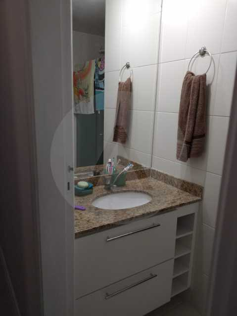6-Aptº Padrão Itaipu - Imobiliária Agatê Imóveis vende Apartamento de 145 m² Itaipu - Niterói por 570 mil reais. - HTAP30035 - 7