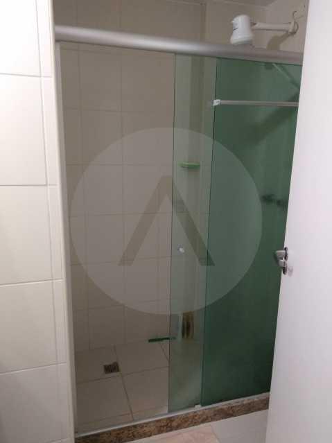 7-Aptº Padrão Itaipu - Imobiliária Agatê Imóveis vende Apartamento de 145 m² Itaipu - Niterói por 570 mil reais. - HTAP30035 - 8
